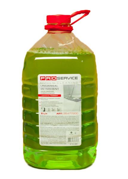 PRO service универсальное моющее средство, лимон, 5 л