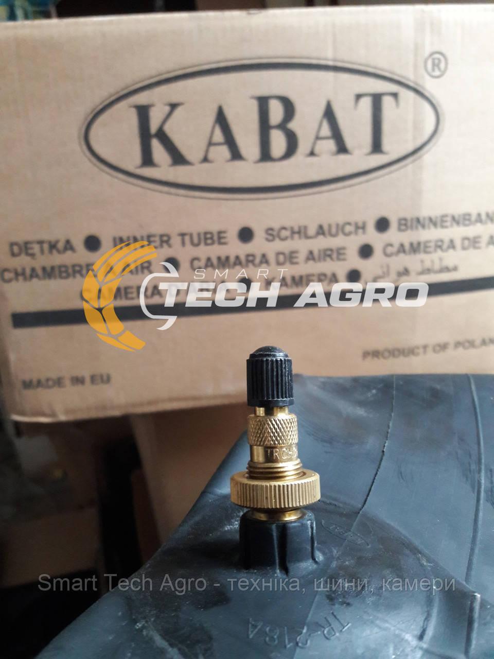 Камера 16.9 38 TR-218A Kabat для трактора, комбайна та навантажувача
