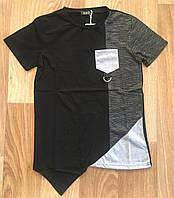 Модная футболка на мальчика, р  6-7 лет, S&D, 877
