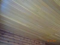 Вагонка из Лиственницы Высший сорт, штиль европрофиль, фото 1