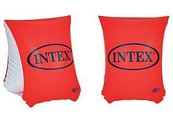 Детские нарукавники надувные для плавания.Нарукавники детские intex.