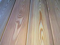 Вагонка деревянная Лиственница Сибирская 14х165х3000 Сорт Высший, фото 1