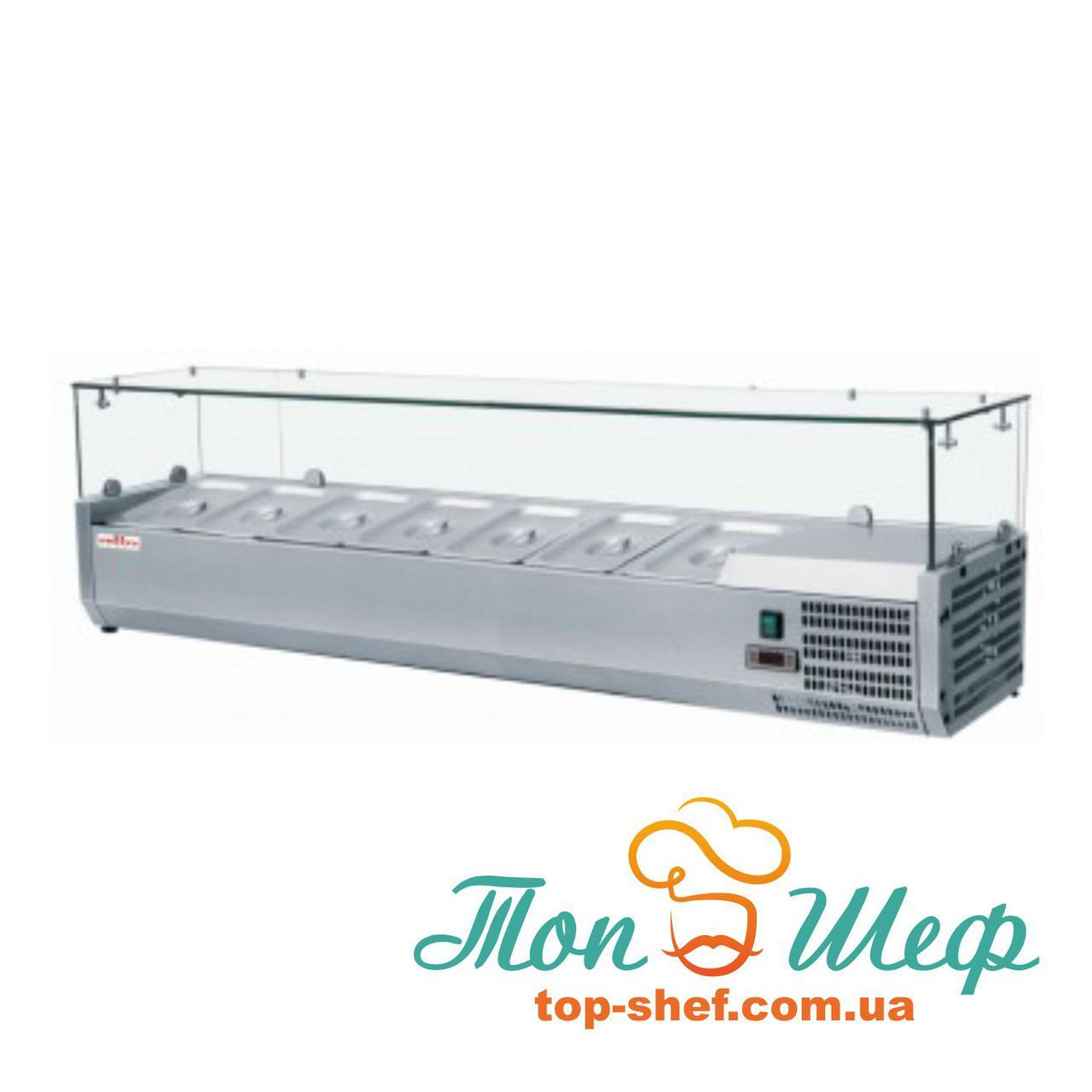 Холодильная витрина Frosty VRX 1400/380
