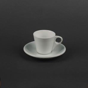 Чашка с для эспрессо Helios 70 мл + блюдце (HR1306)