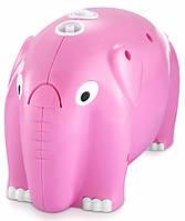 Ингалятор - небулайзер LONGEVITA CNB69012 Pink, компрессорный, фото 1