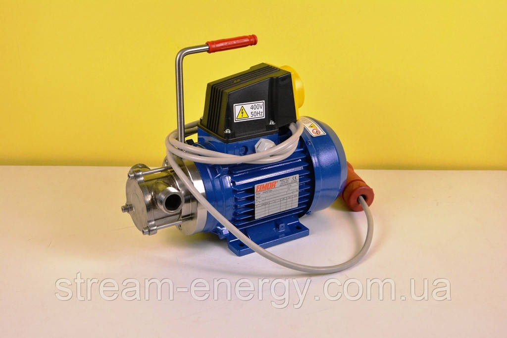 Импеллерный насос T25 - 2.2 м3/ч, 380В