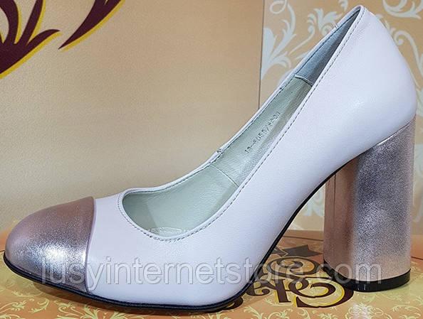 Туфли женские на каблуке от производителя модель КЛ9078