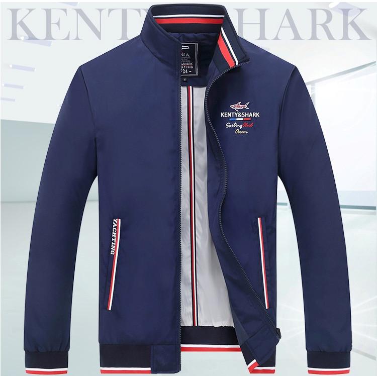 Kenty&Shark original Мужская куртка демисезон кенти шарк