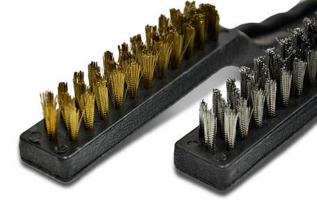 Набор щеток по металлу Spitce 230 мм 3 шт (18-351), фото 2