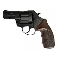 "Револьвер флобера STALKER 4 мм 2,5"""""""" коричн. рук."