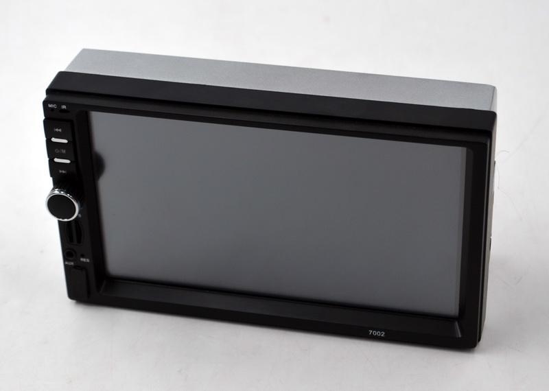 2 DIN Автомагнитола с сенсорным дисплеем 7003 GT