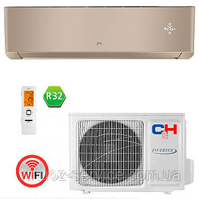 Инверторный кондиционер Cooper&Hunter CH-S18FTXAM2S-GD Wi-Fi, фото 2