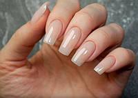 Новый способ наращивания ногтей! FiberGlass - с помощью стекловолокна