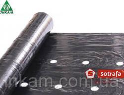 Мульчирующая перфорированная пленка Sotrafa 30 мкм 1,2х1000 м (Испания)