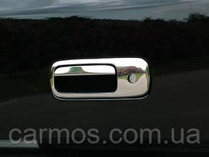Накладка на ручку багажника Volkswagen Golf 4 (Гольф 4) нерж. Турция