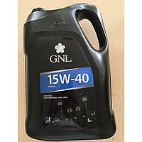 Моторное масло GNL Mineral ++ 15W-40 5 л.