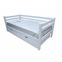 """Кровать деревянная TM """"YASON"""" Genève (Массив Ольхи либо Ясеня)"""