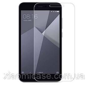 Защитное стекло для Xiaomi (Ксиоми) Redmi Note 5A Прозрачное