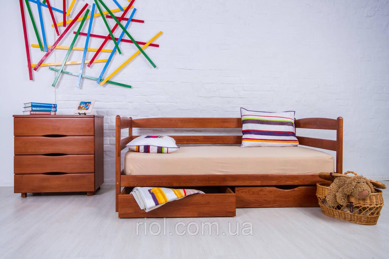 Кровать из бука детская Марио ТМ Олимп