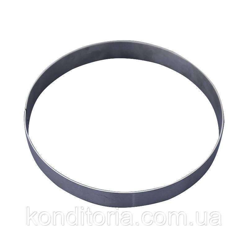 Кондитерское кольцо d 11, h 0,8