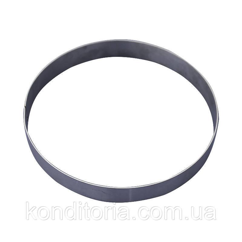Кондитерское кольцо d 16, h 2