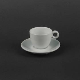 Набор кофейный Helios Чашка 80 мл + блюдце (HR1309)