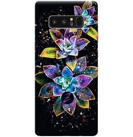 Чехол для Samsung Galaxy Note 8 Magical Flowers