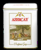 """Чай """"азерчай"""" Букет черный 100 гр (Ж/Б)"""