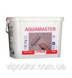 Литокол Аквамастер гидроизоляция на основе синтетических смол AQM0010 10 кг
