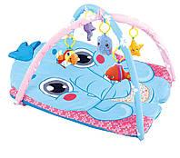 Развивающий коврик Baby King Слоненок