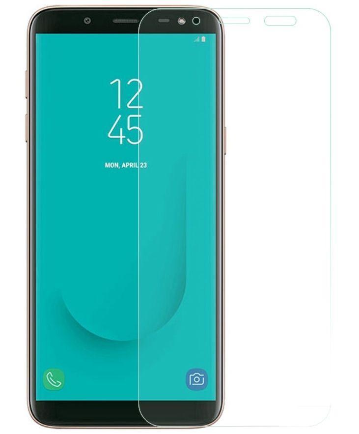 Захисне скло 2.5 D для Samsung J4 2018