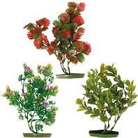 Декоративные растения для аквариума пластик Trixie TX-8968 28см(6шт)