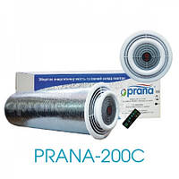 Приточно-вытяжное устройство Прана-200С полупром.
