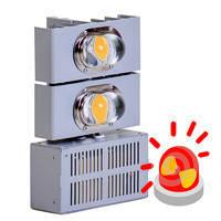 Светодиодные светильники с резервным источником питания