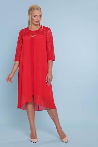Платье женское размеры: xl,2xl,3xl,4XL, фото 2