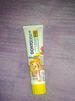 Зубная паста Dontodent до 6