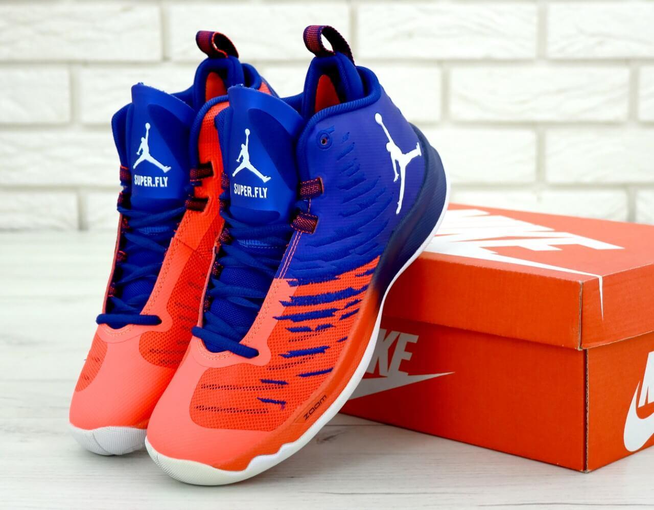 Баскетбольные кроссовки Air Jordan Super Fly