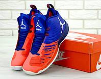 Баскетбольные кроссовки Air Jordan Super Fly, фото 1