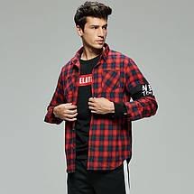 Оригинал Рубашка мужская AW19 MCS-8293, фото 2