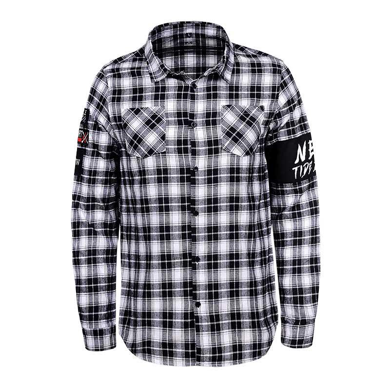 Оригинал Рубашка мужская AW19 MCS-8293