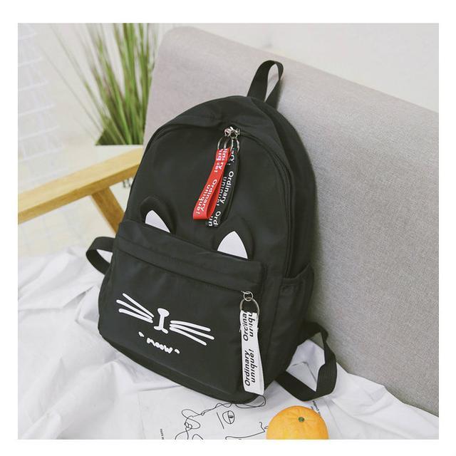 Рюкзак городской черный