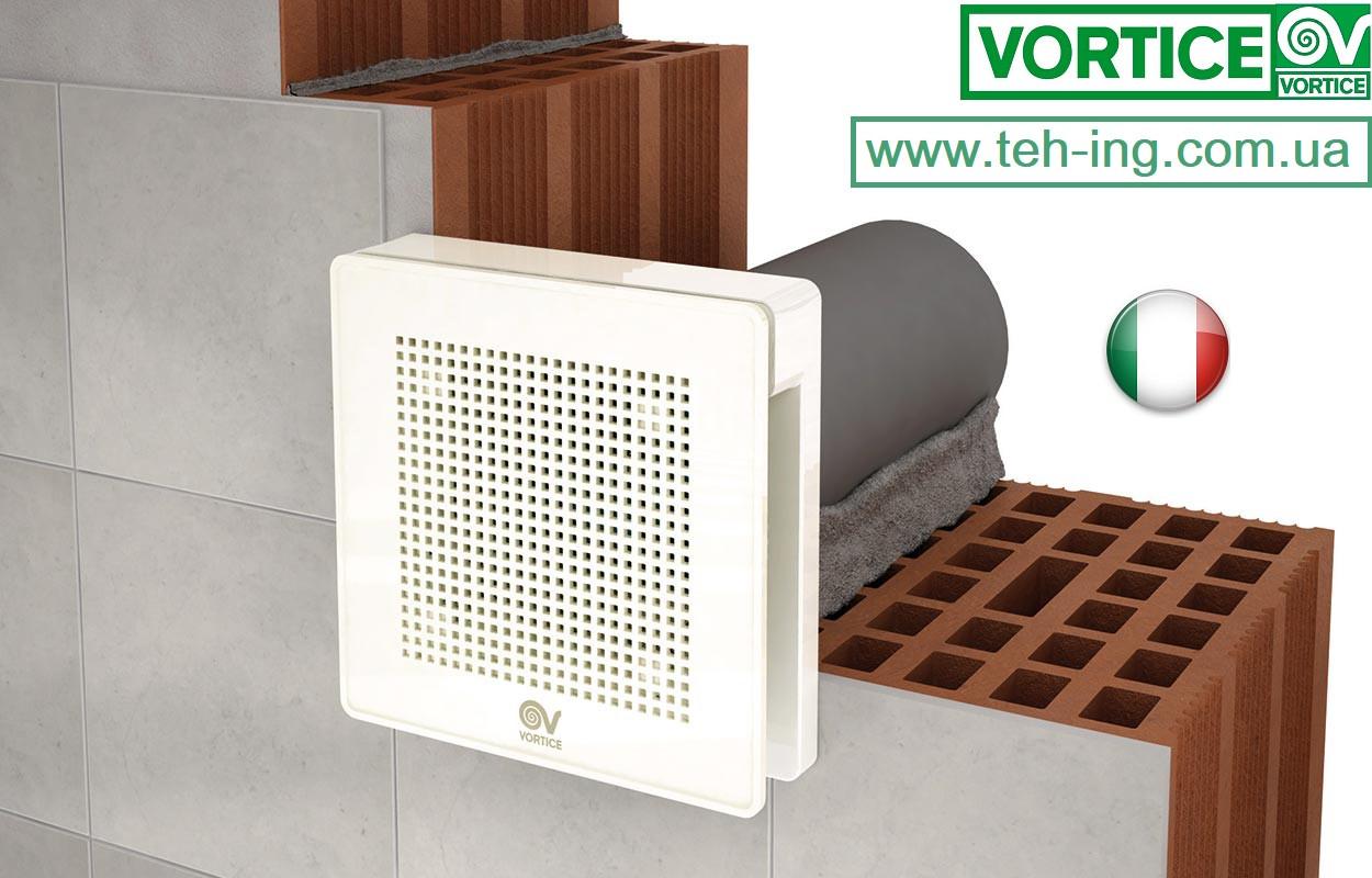 Вытяжной вентилятор Vortice Evo ME 100/4 LL T