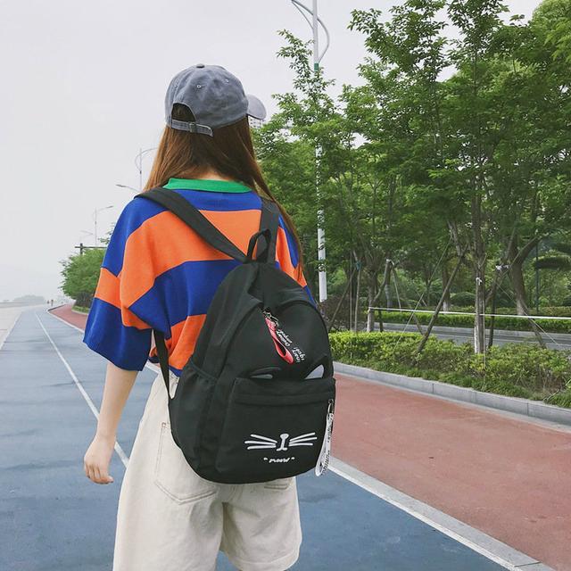 Городской рюкзак Котик