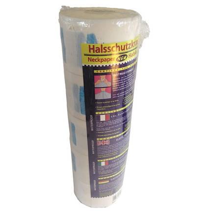 Воротнички бумажные парикмахерские с пластмассовой вставкой SPL 958000, блок 5 рулонов, фото 2