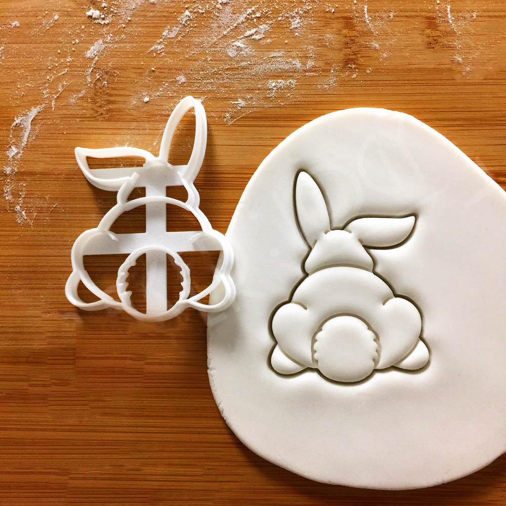 Вырубка пасхальный кролик, пасхальная вырубка, пасха 2019, зайчик вирубка