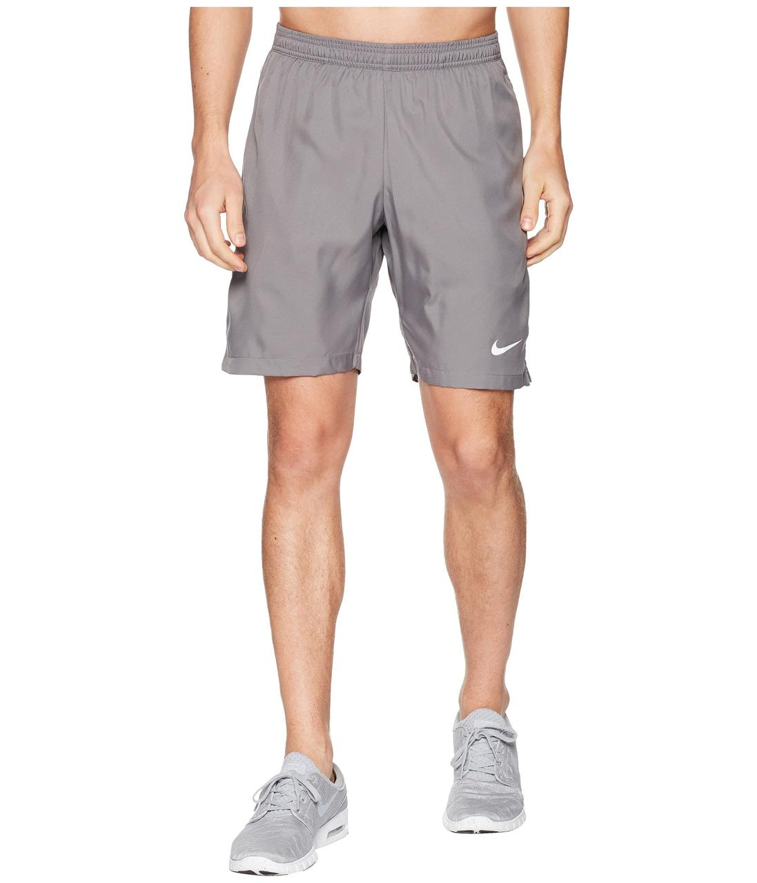 c552bb66 Шорты Nike Court Dry 9 Gray - Оригинал — в Категории