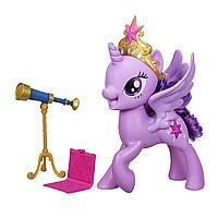 Пони интерактивная говорящая Твайлайт Спаркл Искорка Май Литл Пони My Little Pony Meet Twilight Sparkle Hasbro, фото 1