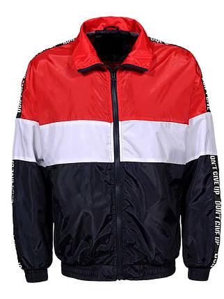 Оригинальная Ветровка мужская AW19 MFY-7782 Red, фото 2