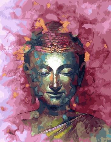 Картина по номерам Шива, 40x50 см., Brushme
