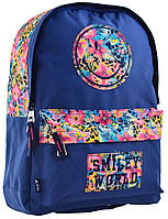 Рюкзак молодіжний ST-17 Smiley world Smart